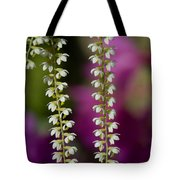 Ava's Fragile Flower Tote Bag