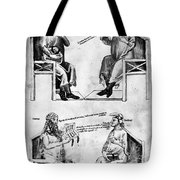 Averroes (1126-1198) Tote Bag
