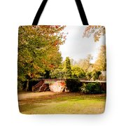 Avery Hill Rose Garden Tote Bag