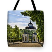 Aviary At Schonbrunn Palace Tote Bag