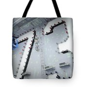 Aviation Boatswains Mate Paints Tote Bag