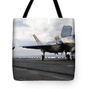 Aviation Boatswains Mate Signals Tote Bag