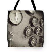 Aviation History Tote Bag