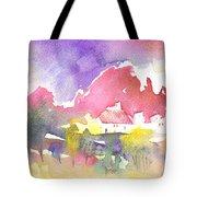 Awakening On Planet Goodaboom Tote Bag
