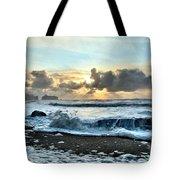 Awash In The Sea Tote Bag