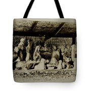 Away In The Manger Tote Bag