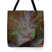 Azalea Rock Tote Bag