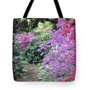 Azalea Trail Tote Bag