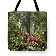 Azalea Woods Tote Bag