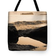 Azores Islands Seascape Tote Bag