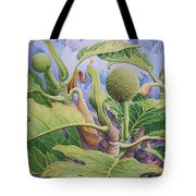 Baby Breadfruit Tote Bag