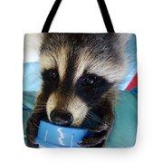 Baby Face Bandit Tote Bag