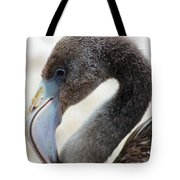 Baby Flamingo Tote Bag