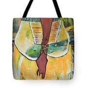 Baby Girl II Tote Bag