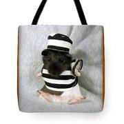 Baby Guinea Pig Trick Or Treat Tote Bag