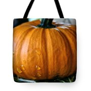 Baby Pumpkin Tears Tote Bag