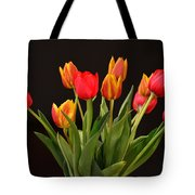 Baby Tulips Tote Bag
