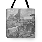 Babylon Tote Bag by Science Source
