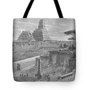 Babylon Tote Bag
