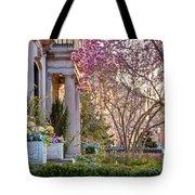 Back Bay Spring Tote Bag