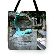 Back From The Grave Tote Bag