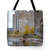 Back Of Warehouse Branches 1 Tote Bag