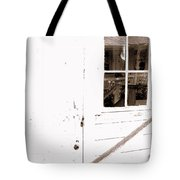 Back Porch Reflections Tote Bag