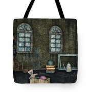 Back To Childhood Tote Bag