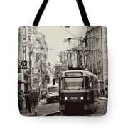 Back To Yesteryears Tote Bag