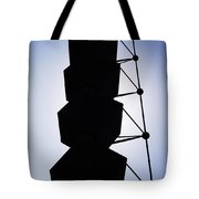 Backlight Structure Tote Bag