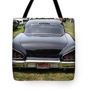Backside Of An Impala Tote Bag