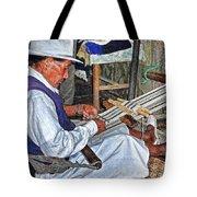 Backstrap Loom - Ecuador Tote Bag