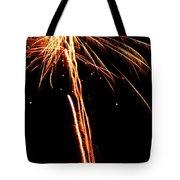 Backyard Fireworks 2012 3 Tote Bag