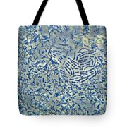 Bacteria, Phase Contrast Tote Bag
