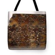 Baculites Fossil Tote Bag