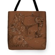 Bad Dream Tote Bag