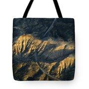 Bad Lands Granada Spain Tote Bag