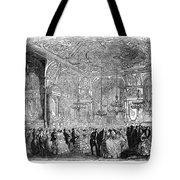 Baden-baden: Salon, 1858 Tote Bag