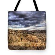 Badlands Of South Dakota Tote Bag