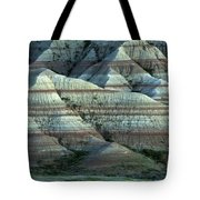 Badlands Splendor Tote Bag