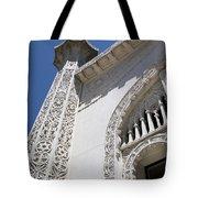 Baha'i Temple Wilmette Tote Bag