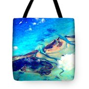 Bahama Out Island Filtered Tote Bag