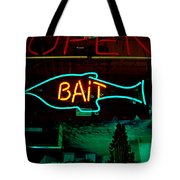 Bait Tote Bag