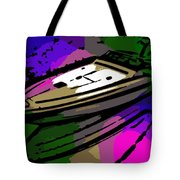 Baja Speed Boat Tote Bag