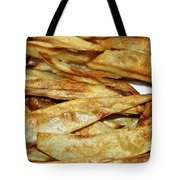 Baked Potato Fries Tote Bag