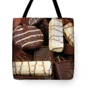 Baker - Who Wants Cookies Tote Bag by Mike Savad