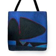 Balance Oil Paint Tote Bag
