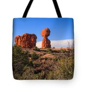 Balance Rock I Tote Bag