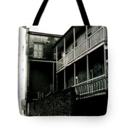 Balcony- French Quarter- New Orleans Tote Bag