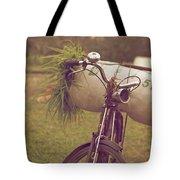 Bali Bike Tote Bag